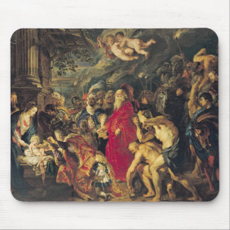 Adoration of the Magi, 1610 Mouse Pad
