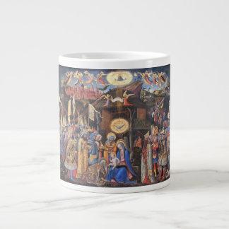 Adoration of the Magi 20 Oz Large Ceramic Coffee Mug