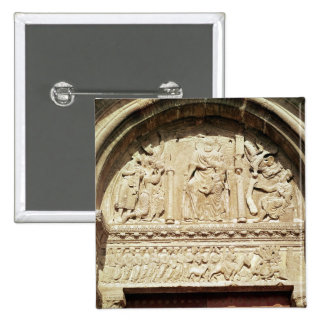 Adoration of the Magi 2 Button