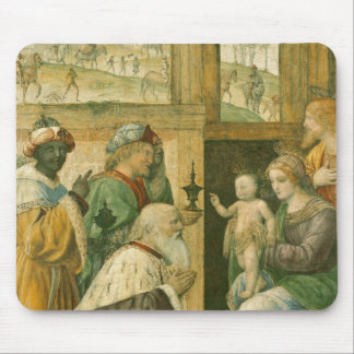 Adoration of the Magi 2 Mouse Pad