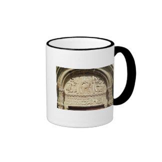 Adoration of the Magi 2 Ringer Coffee Mug