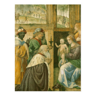 Adoration of the Magi 2 Postcard