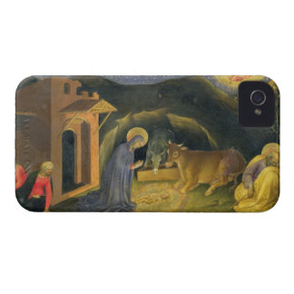 Adoration of the Magi Altarpiece; left hand predel iPhone 4 Cover
