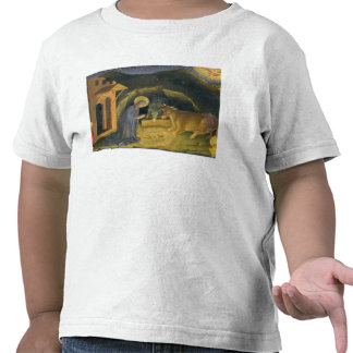 Adoration of the Magi Altarpiece; left hand predel Tshirt