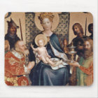 Adoration of the Magi altarpiece Mouse Pad