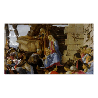 'Adoration of the Magi' Business Card