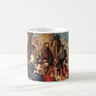 Adoration of the Magi by Albrecht Durer Coffee Mug