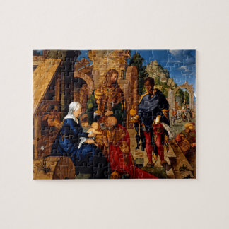 Adoration of the Magi by Albrecht Durer Puzzle