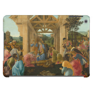 Adoration of the Magi by Botticelli iPad Air Case