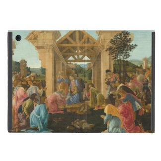 Adoration of the Magi by Botticelli iPad Mini Cover