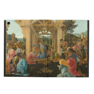 Adoration of the Magi by Botticelli iPad Air Cases