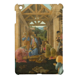 Adoration of the Magi by Botticelli Cover For The iPad Mini