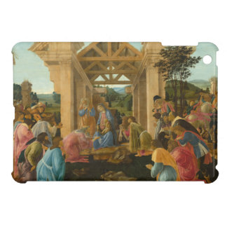 Adoration of the Magi by Botticelli Case For The iPad Mini