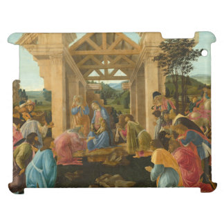 Adoration of the Magi by Botticelli Cover For The iPad 2 3 4