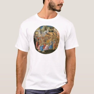 Adoration of the Magi (by Fra Angelico) T-Shirt