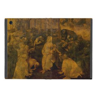 Adoration of the Magi by Leonardo da Vinci Cases For iPad Mini