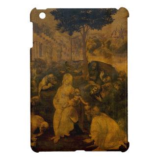 Adoration of the Magi by Leonardo da Vinci iPad Mini Covers
