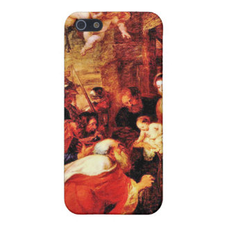 Adoration of the Magi by Paul Rubens Covers For iPhone 5
