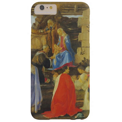 Adoration of the Magi by Sandro Botticelli 1475 Barely There iPhone 6 Plus Case