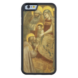 Adoration of the Magi, c.1305 Carved® Maple iPhone 6 Bumper Case