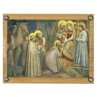 Adoration of the Magi, c.1305 Rectangular Cheeseboard