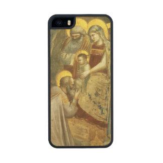 Adoration of the Magi, c.1305 Wood iPhone SE/5/5s Case