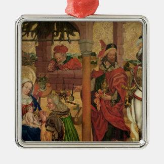 Adoration of the Magi, c.1475 Metal Ornament