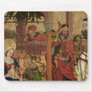 Adoration of the Magi, c.1475 Mouse Pad