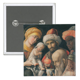 Adoration of the Magi, c.1495-1505 Button