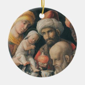 Adoration of the Magi, c.1495-1505 Ceramic Ornament