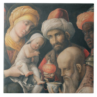 Adoration of the Magi, c.1495-1505 Tile