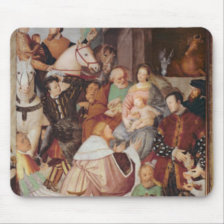 Adoration of the Magi, c.1532-35 Mouse Pad
