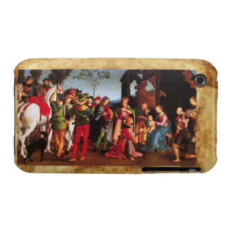 ADORATION OF THE MAGI iPhone 3 Case-Mate CASES