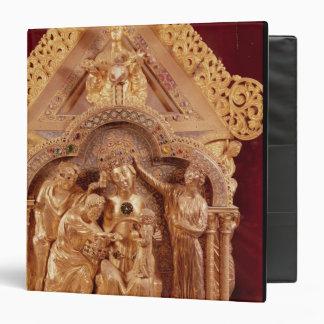 Adoration of the Magi, gabled end Vinyl Binders