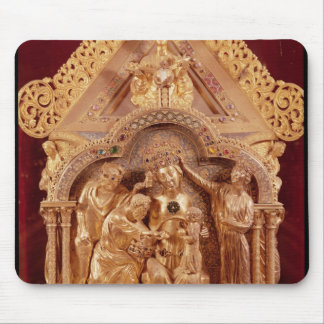 Adoration of the Magi, gabled end Mouse Pad