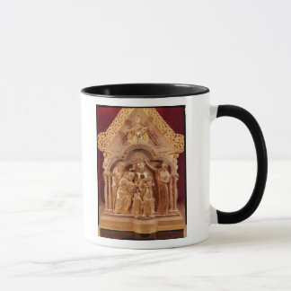 Adoration of the Magi, gabled end Mug