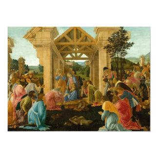 Adoration of the Magi Invite