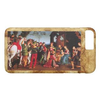 ADORATION OF THE MAGI iPhone 8 PLUS/7 PLUS CASE