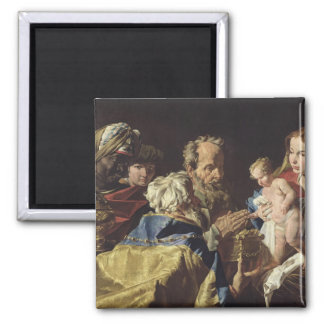 Adoration of the Magi Magnet