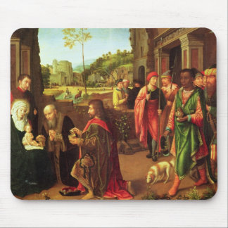 Adoration of the Magi Mouse Pad