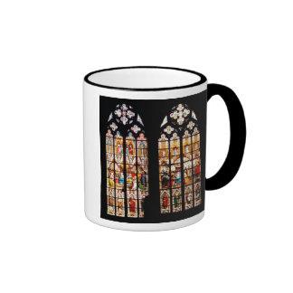 Adoration of the Magi Ringer Coffee Mug