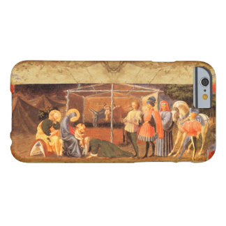 ADORATION OF THE MAGI NATIVITY  PARCHMENT BARELY THERE iPhone 6 CASE