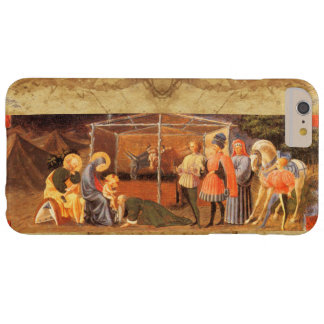 ADORATION OF THE MAGI NATIVITY  PARCHMENT BARELY THERE iPhone 6 PLUS CASE