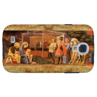 ADORATION OF THE MAGI NATIVITY  PARCHMENT GALAXY S4 CASE