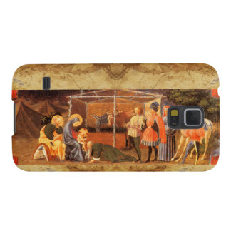 ADORATION OF THE MAGI NATIVITY  PARCHMENT GALAXY S5 CASE