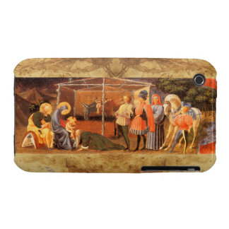 ADORATION OF THE MAGI NATIVITY  PARCHMENT iPhone 3 COVER