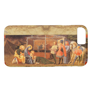 ADORATION OF THE MAGI NATIVITY  PARCHMENT iPhone 8/7 CASE