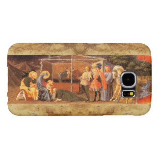 ADORATION OF THE MAGI NATIVITY  PARCHMENT SAMSUNG GALAXY S6 CASE