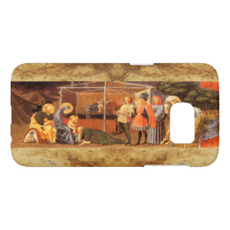ADORATION OF THE MAGI NATIVITY  PARCHMENT SAMSUNG GALAXY S7 CASE
