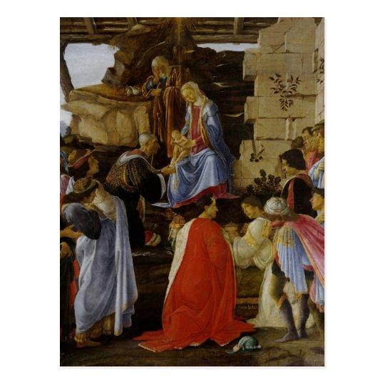 'Adoration of the Magi' Postcard